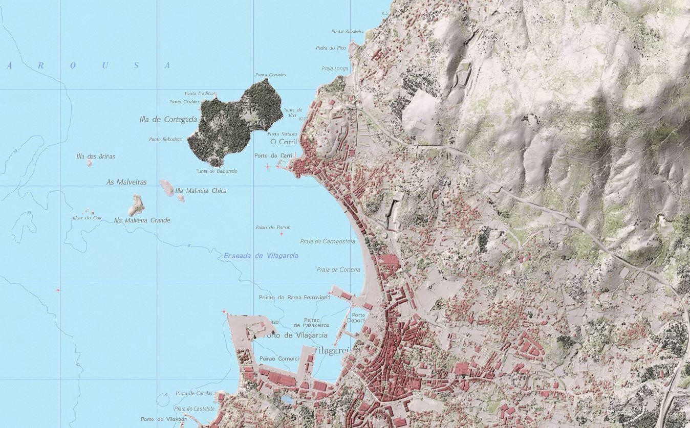 Cartografía para la mejora de la gobernanza de la gestión pesquera artesanal en las islas Atlánticas